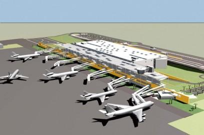 Bodrum Milas Havalimanı Dış Hatlar Terminali Projesi