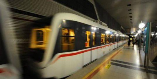 Kartal-Kaynarca Metrosu İnşaatı